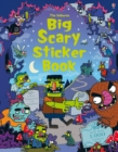 Big Scary Sticker Book - Book