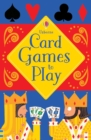 Card Games to Play - Book