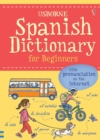 Spanish Dictionary for Beginners - Book