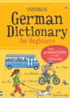 German Dictionary for Beginners - Book