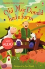 Old Macdonald Had a Farm : Usborne First Reading: Level One - eBook