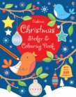 Christmas Sticker and Colouring Book - Book