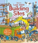 Look Inside a Building Site - Book