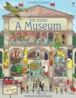 See Inside a Museum - Book