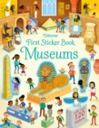 First Sticker Book Museums - Book