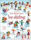 First Sticker Book Ice Skating - Book