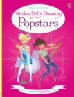Sticker Dolly Dressing Popstars - Book