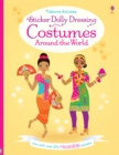 Sticker Dolly Dressing Costumes Around the World - Book