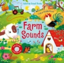 Farm Sounds - Book