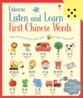 Listen and Learn First Chinese Words - Book