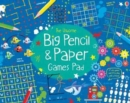 Big Pencil and Paper Games Pad - Book