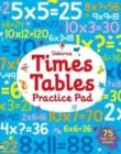Times Tables Practice Pad - Book