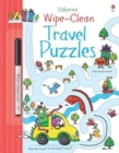 Wipe-clean Travel Puzzles - Book