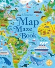 Map Mazes - Book
