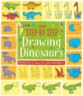 Step-by-Step Drawing Book Dinosaurs - Book