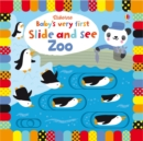 Baby's Very First Slide and See Zoo - Book