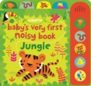 Baby's Very First Noisy Book Jungle - Book