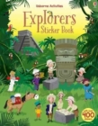Explorers Sticker Book - Book