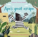 Ape's Great Escape - Book