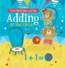 Slide and See Adding at the Circus - Book