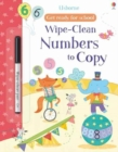 Get Ready For School Wipe-Clean Numbers to Copy - Book