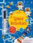 Wipe-Clean Space Activities - Book