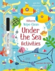 Wipe-clean Under the Sea Activities - Book
