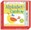Wipe-Clean Alphabet Cards - Book