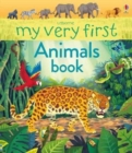 My Very First Animals Book - Book