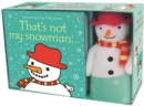 That's Not My Snowman Book and Toy - Book