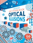 First Sticker Book Optical Illusions - Book
