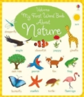 My First Word Book About Nature - Book