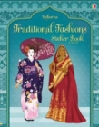 Traditional Fashions Sticker Book - Book