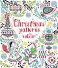 Christmas Patterns to Colour - Book
