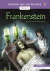 Usborne English Readers Level 3: Frankenstein - Book