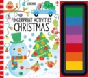 Fingerprint Activities Christmas - Book