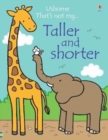 That's Not My Taller and Shorter - Book
