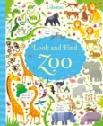 Look and Find Zoo - Book