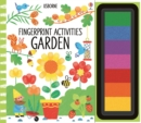 Fingerprint Activities Garden - Book