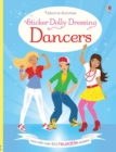 Sticker Dolly Dressing Dancers - Book