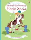 Sticker Dolly Dressing Horse Show - Book