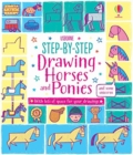 Step-by-Step Drawing Horses and Ponies - Book