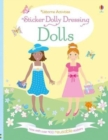 Sticker Dolly Dressing Dolls - Book
