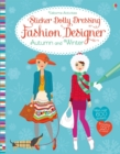 Sticker Dolly Dressing Fashion Designer Autumn and Winter Collection - Book