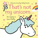 That's not my unicorn... - Book