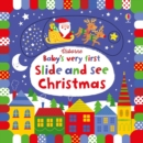 Baby's Very First Slide and See Christmas - Book