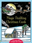Magic Painting Christmas Cards - Book