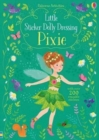 Little Sticker Dolly Dressing Pixies - Book