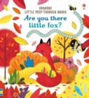 Are You There Little Fox? - Book