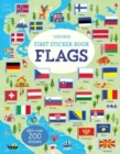 First Sticker Book Flags - Book